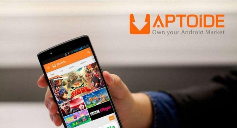 Aptoide en Androide