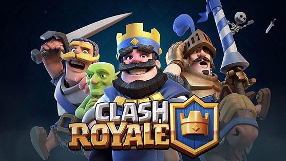 Clash Royale Juego