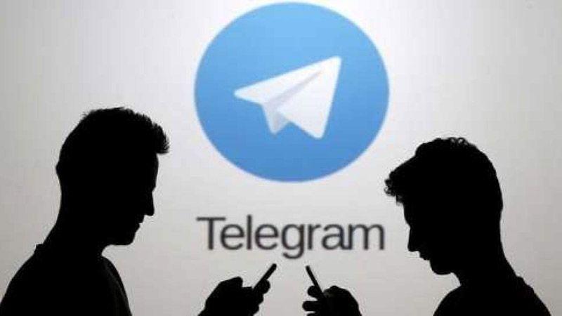 Telegram Aplicación